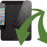cracked iPhone?! shattered iPad?!