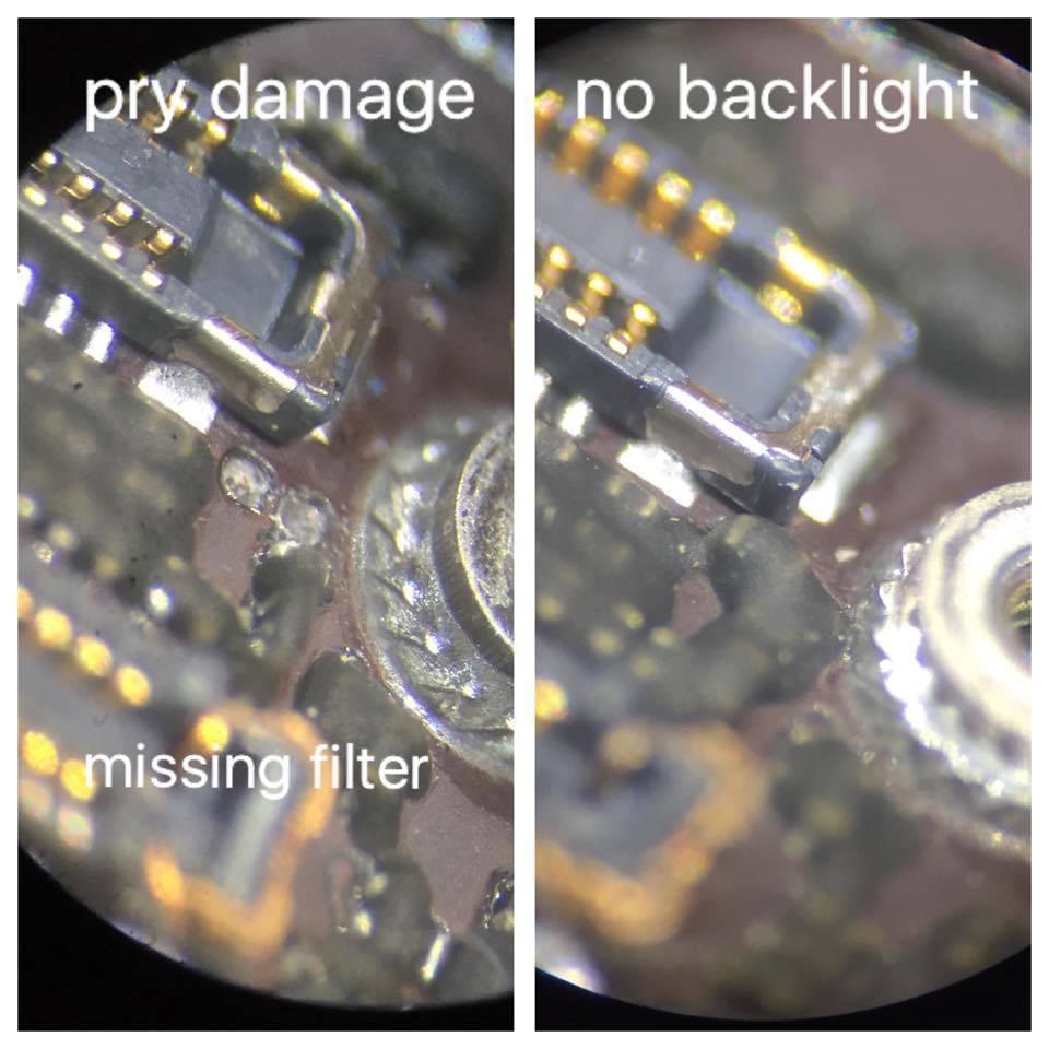 pry damage comparison