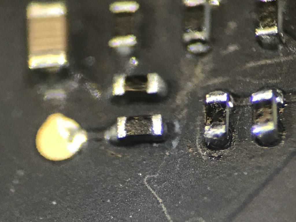 820-4924 820-3536 dead CPU