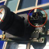 range rover reverse camera