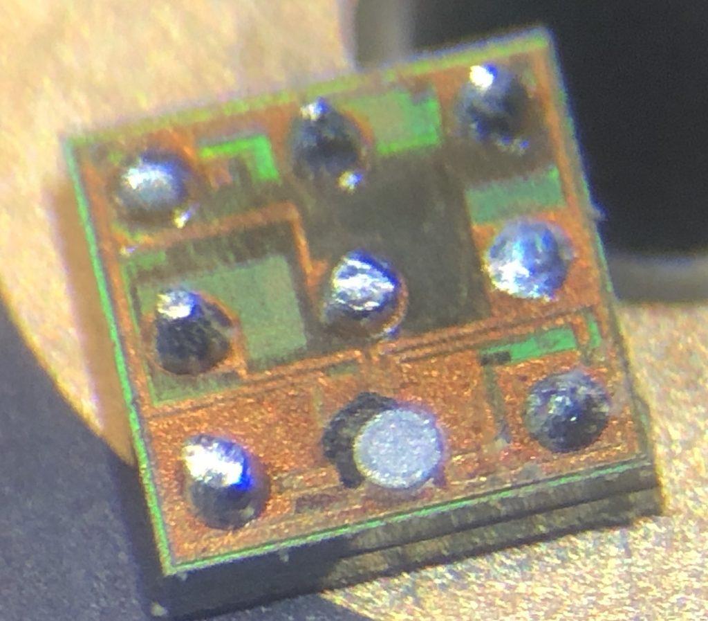 u1400 vibration control IC